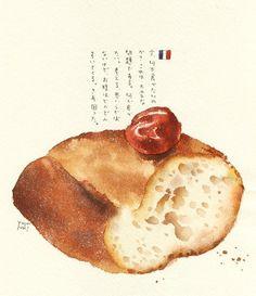 1897.jpg - イラストレーター大崎吉之の絵 | LOVELOG