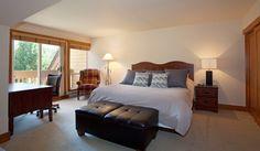 Master Bedroom with Split King Bed