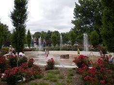 Splash Pad at Tilles Park.  For more information about Tilles Park, go to: http://www.stlouisco.com/ParksandRecreation/ParkPages/Tilles #Tilles