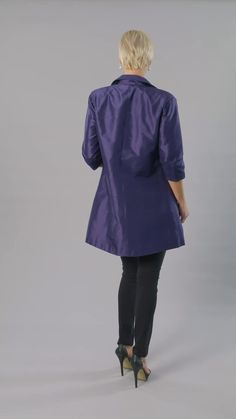 The All Seasons Coat by Living Silk - specializing in pure silk dresses and two piece outfits with sleeves for evening wear, special occasions and the modern and elegant mother of the bride and mother of the groom at a beach, boho, garden, rustic, country, cocktail or formal wedding in Spring/ Summer or Fall/ Winter | Mother of the Bride / Groom Dresses #livingsilk #motherofthebridedresses #motherofthegroomdresses #celebrateinsilk #puresilk Bride Groom Dress, Bride Dresses, Mother Of Bride Outfits, Mother Of The Bride, Tea Length Dresses, Silk Organza, Wedding Advice, Two Piece Outfit, Formal Wedding