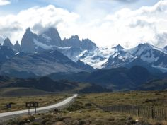 Camino al Chaltén