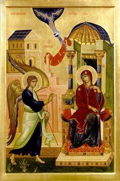 Благовещение Пресвятой Богородице
