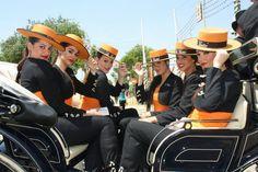 Bellezas por el real - Manzanilla La Guita ~ Abril en Sevilla
