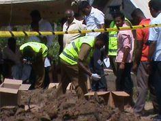 New Mass Grave In Sri Lanka Found