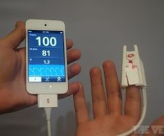 Masimos iPhone oximeter puts vital health information at the tip of your finger (hands-on)