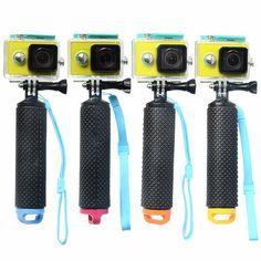 Floating Handheld Monopod Hand Grip Diving Handle Mount For GoPro Hero 4 3 Plus 3 2 Xiaomi Yi SJcam Sale - Banggood.com
