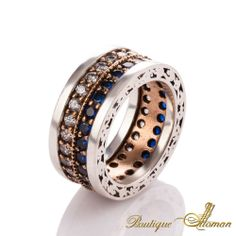 #ottoman Hareem Exclusive Collection Ring HS-0033  #jewelry #ottoman