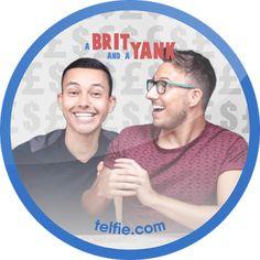 How To Unlock New Telfie App Sticker #ABritAndAYankMoney