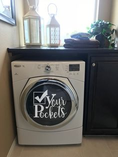 """Determine more relevant information on """"laundry room stackable washer dryer"""". Look into our internet site. Laundry Room Wall Decor, Laundry Room Storage, Storage Room, Closet Storage, Diy Storage, Room Decor, Bathroom Humor, Bathroom Signs, Self Service Laundry"""