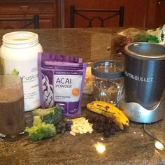 Sherri Shepherd's #Nutriblast: Been using the #NutriBullet for breakfast & I love that I am getting so many nutrients in one glass #teamhealth