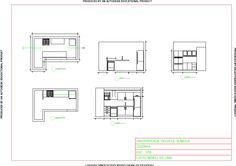 Ergonomia - Projeto Cozinha usabilidade,conforto e função.