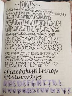 Drawing Hand Handwriting 17 Ideas For 2019 Drawing Hand Handwriting 17 Ideas For can find Lettering styles and more on our website.Drawing Hand Handwriting 17 Id. Bullet Journal Writing, Bullet Journal Banner, Bullet Journal Aesthetic, Bullet Journal Ideas Pages, Bullet Journal Inspiration, Bullet Journal Ideas Handwriting, Hand Lettering Alphabet, Doodle Lettering, Calligraphy Alphabet