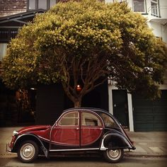 Citroen 2CV6 Charleston - my 1st student car :) Loved it a lot!