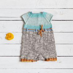 KIT BK5 Peto-vestido creta | Colección bebé. KITS & PATRONES | iFil - Tienda Online. Katia Creta, Katia Belice.