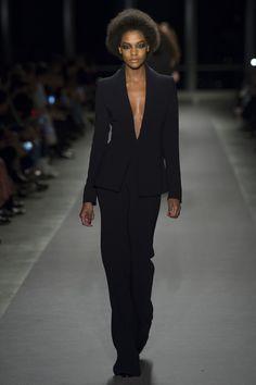 #BrandonMaxwell  #fashion  #Koshchenets    Brandon Maxwell Fall 2017 Ready-to-Wear Collection Photos - Vogue