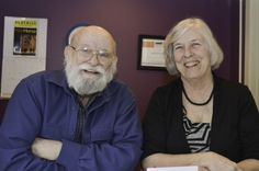 Founding members, friends, forces to be reckoned with ... the late Dr. Bob Anderson and Marsha Williams in the box office.