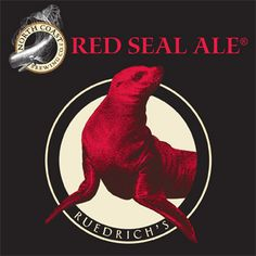Ok.  Technically, not a food (like coffee).  Oh well.   ~ Red Seal Ale | North Coast Brewing Co.