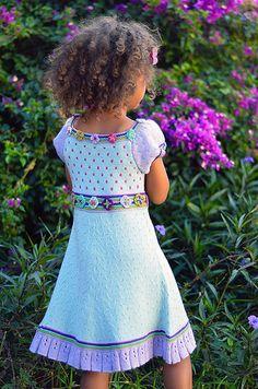 Summer design by Sidsel J. Summer Design, Rubrics, Pattern Design, Summer Dresses, Knitting, Children, By, Ravelry, Babies