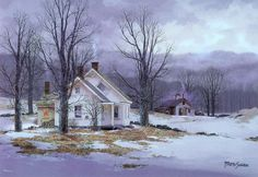 fred swan art   Vermont Art: Fred Swan at Framing Format