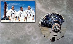 """#NASA to #release recordings of unexplained """"music"""" from far side of #moon..."""