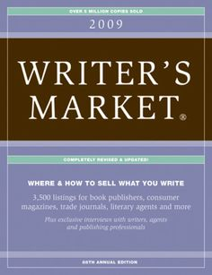2009 Writer's Market Articles (eBook) Pin for later! writing websites, online writing courses, writing books, writing programs, creative writing jobs