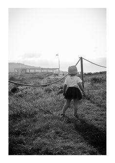 Mi verano. De la mano de Miren García (fotógrafa Santurtzi).  kids, summer, black and white, bnw.  www.mirengarciafotografia.com