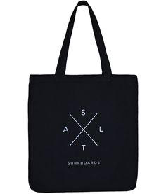 SALT SURF minimalist branding