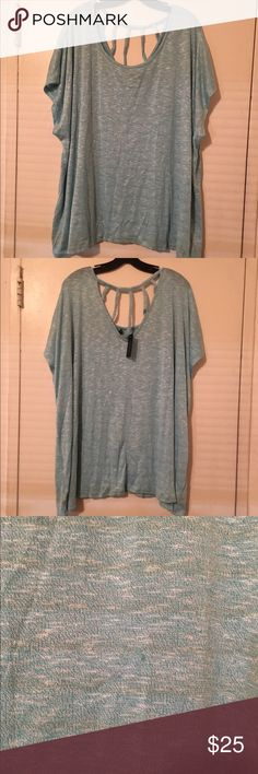 Lane Bryant top label size 26/28 Lane Bryant top label size 26/28 conversion 4X perfect for the season. NWT pull seen in last pic Lane Bryant Tops