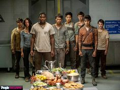 Maze Runner: The Scorch Trials movie still. See the movie photo now on Movie Insider. Saga Maze Runner, Maze Runner Trilogy, Maze Runner The Scorch, Maze Runner Movie, Dylan Thomas, Dylan O'brien, James Dashner, The Scorch Trials, Finals