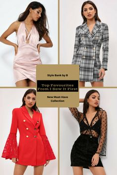 We are loving this brand called I Saw It First! 😍❤️ So check out our Top Favourites From I Saw It First collection here - http://www.stylebankbyb.com/fashion/must-have-top-favourites-from-i-saw-it-first