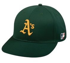 "Oakland Athletics/A's (All Green) ADULT Adjustable Hat MLB Officially Licensed Major League Baseball Replica Ball Cap by Team MLB. $9.34. NEW CF2 Visor Shaped to Flat or Curved Brim With NEW Black Anti-Glare Undervisor. Adult Size (6 7/8 - 7 1/2"") Ages 12 & Up, Adjustable Velcro Fit. Oakland Athletics (A's) Cap MLB Replica Baseball Hat. Official MLB Team Cap for Little League, Youth & Adult Baseball/Softball Leagues. Embroidered ""A's"" Authentic MLB Logo. MLB Officially Licensed B..."