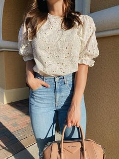 A Style + Fashion Guide Written By Jenna Tropea Polo Outfits For Women, Teen Fashion Outfits, Clothes For Women, Stylish Summer Outfits, Stylish Dresses, Casual Outfits, Stylish Dress Designs, Formal Tops, Kurti Designs Party Wear