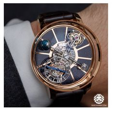 The @jacobandco #Astronomia #Tourbillon is truly something spectacular. via @watchanish . #jacobthejeweler #watchanish #jacob #astronomia #luxurywatches #mensluxury #goals #stylistic by stylisticuk
