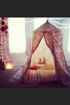 Sleeping nook for my future kids