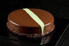 TORTA AMAZÔNIA | Receitas | Harald Chocolates e Coberturas – Brasil