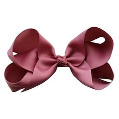 "Laço tipo borboleta ""Super Grande"" - cód. 17.198 - Rosa antigo"