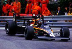Stefan Bellof, Mónaco 1984