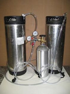 Quick Guide to Kegging Homebrew in a Cornelius Keg