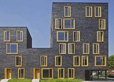 BOULEVARD DE HOLLANDE - FRES architectes