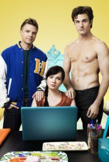 Awkward. I'm a teenager again. Very Easy A and I enjoyed it. Season 2,coming rrright up!