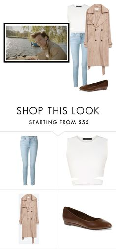 """video inspiration - Night Changes Louis Tomlinson (one direction)"" by peehujain on Polyvore featuring Frame Denim, BCBGMAXAZRIA, Zara and Soft Style By Hush Puppies"