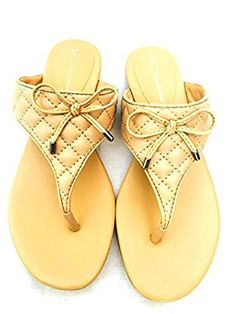 f88d387f726f BCBGENERATION ALICE QUILTED FLAT THONG SANDA SAND 8M    You can get  additional details at the image link.(This is an Amazon affiliate link and  I receive a ...