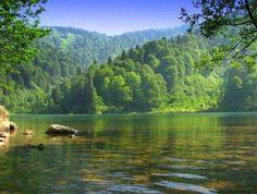 Doğu Karadeniz'in doğa harikası KARAGÖL/Turkey /black sea