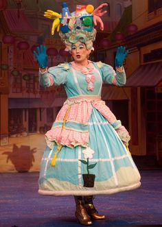 robin hood pantomime dame - Google Search                                                                                                                                                      Plus