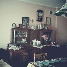 """@fleastyle's photo: """"Grandma's cupboard, Dzierżoniów, Poland. #wysokipolysk #fleastyle #cupboard"""""""