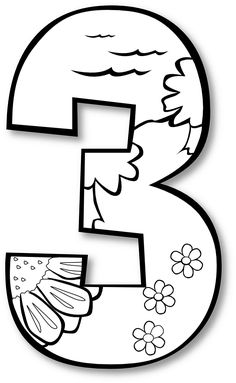 Creation Day 3 Number Ge 1 Black White Line Art Coloring Book Colouring Twitter 555px.png