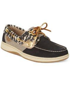 Sperry Women's Bluefish Boat Shoes | macys.com