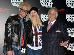 Murray Sawchuck, Chloe Louise Crawford, and Lenny Windsor on the red carpet of opening night of Raiding The Rock Vault at the New Tropicana Hotel and Casino in Las Vegas Murray_Sawchuck_Chloe_Louise_Crawford_Lenny_Windsor_Rock_Vault_Trop_62084.JPG (JPEG Image, 1333 × 1000 pixels) - Scaled (92%)