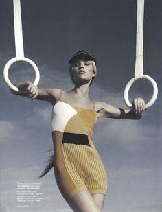 Vogue Russia 2012, O