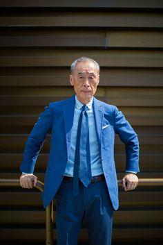 Noboru Kakuta. jetzt neu! ->. . . . . der Blog für den Gentleman.viele interessante Beiträge - www.thegentlemanclub.de/blog